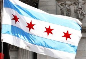 Chicago Flag2