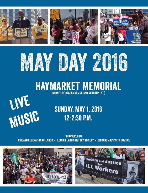 May Day Flyer 2016