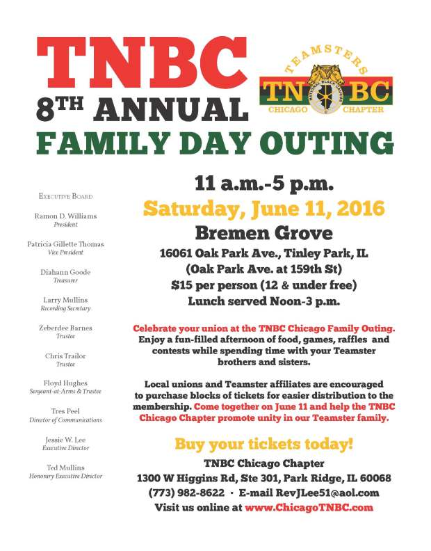 UPDATED TNBC 2016 family outing final