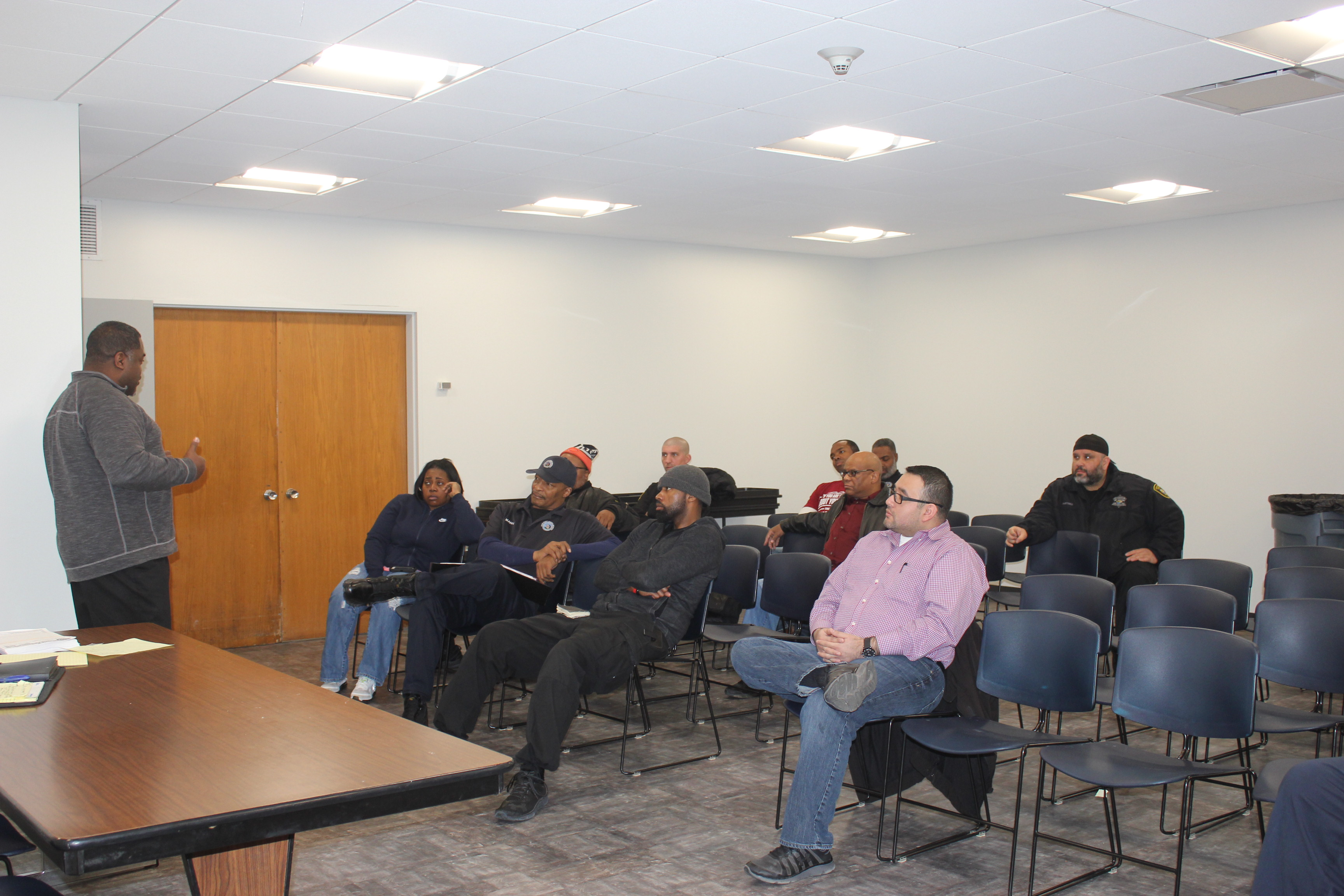 Jtdc Stewards Meet To Prepare For Upcoming Negotiations The Online