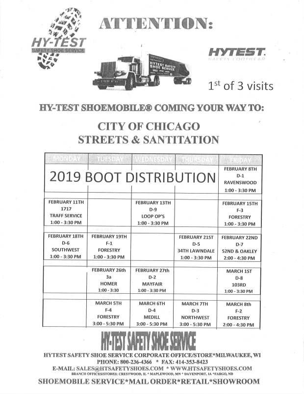 ss boot truck 2019